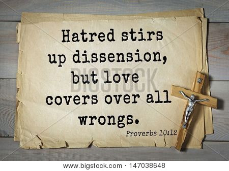 TOP-150 Bible Verses about Love.