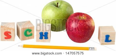 Apples as the