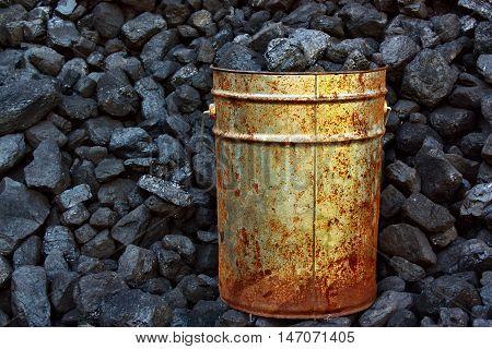 Bucket Coal