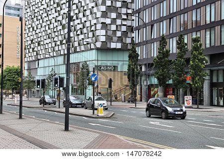Sheffield Street