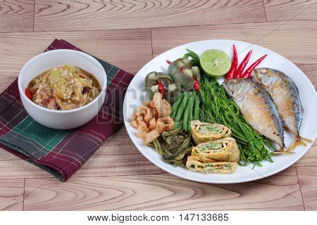 Green chili dip
