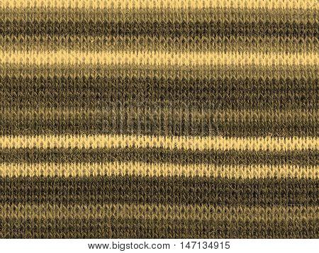 Multicolored Horizontal Stripe Fabric Background Sepia