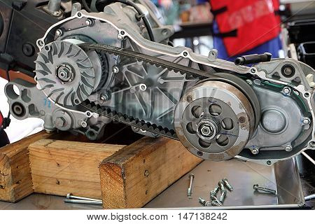 belt engine remove the engine assembly kit motorcycle. gear engine assembly motorcycle