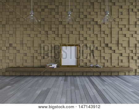 3Ds Interior-living Room
