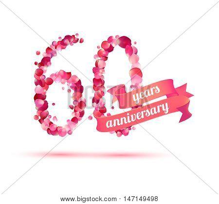 Sixty (60) Years Anniversary