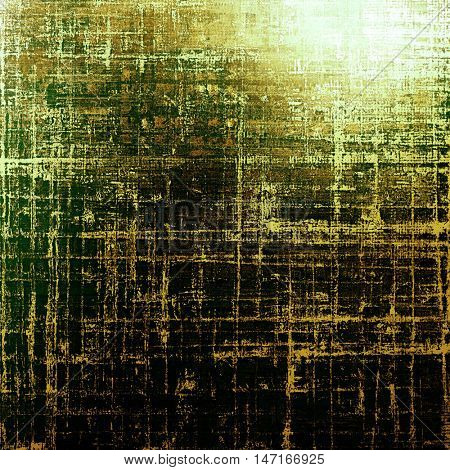 Colorful grunge background, tinted vintage style texture. With different color patterns: yellow (beige); brown; gray; green; black; white