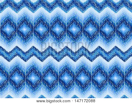 Ethnic zig zag pattern. Chevron ornament. Boho style background. Hippie fashion fabric. Vector seamless texture for web design wrapping paper clothes or interior textile.