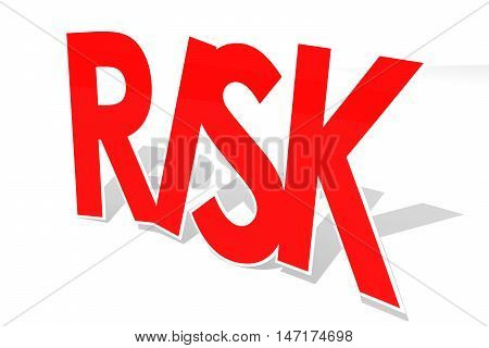Risk Work With Shadow Isolated