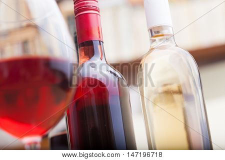 set of wine
