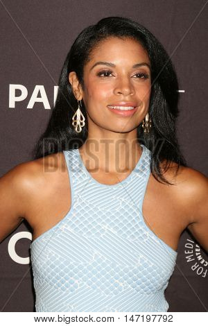 LOS ANGELES - SEP 13:  Susan Kelechi Watson at the PaleyFest 2016 Fall TV Preview - NBC at the Paley Center For Media on September 13, 2016 in Beverly Hills, CA