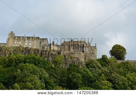 Known as the gateway to the Highlands Stirling Castle played a pivotal role in Scottish history.