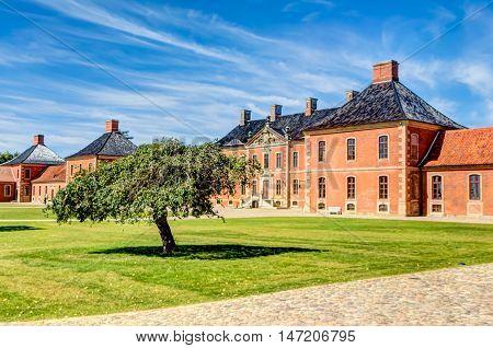 Bothmer Palace Near Klutz