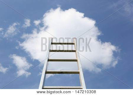 stairs to the sky