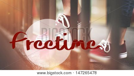 Free time Hobbies Interest Leisure Concept