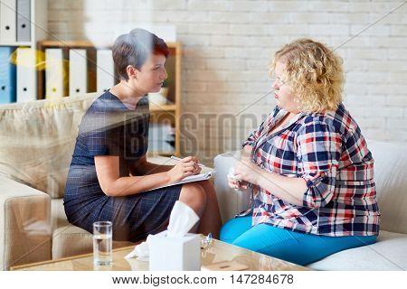 Psychological assistance
