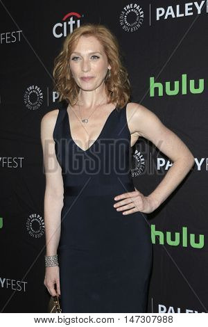 LOS ANGELES - SEP 10:  Kate Jennings Grant at the PaleyFest 2016 Fall TV Preview - ABC at the Paley Center For Media on September 10, 2016 in Beverly Hills, CA
