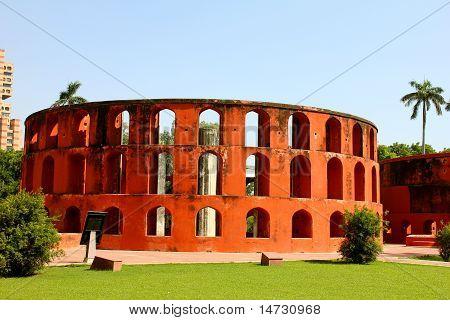 Jantar Mantar Walls