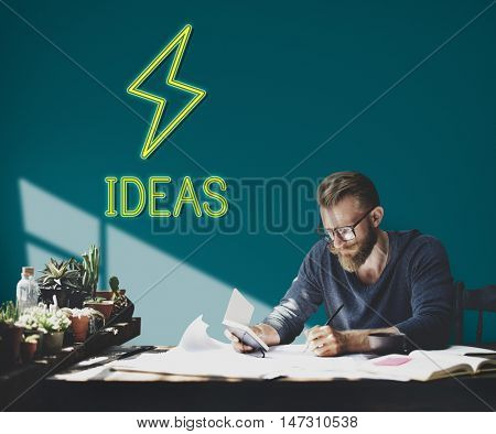 Solution Suggestion Focus Design Concept