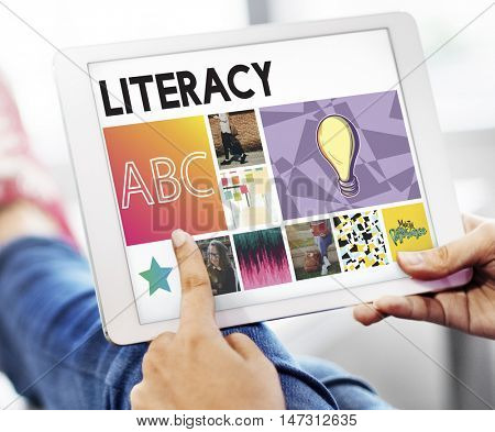 Literacy Education Learning Knowledge Concept