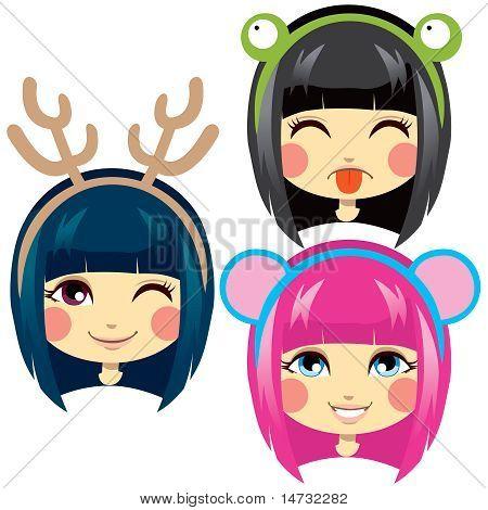 Sweet Animal Headbands