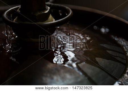 Rum distillery in Manufacture in Cambodia, horizontal