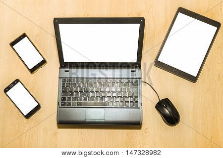 Computer And Mobiles
