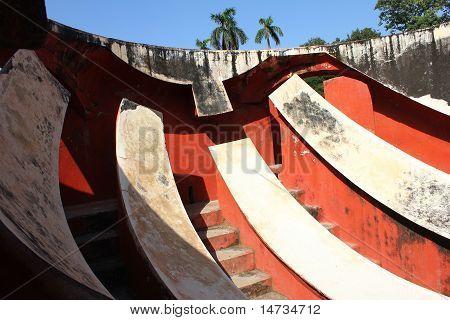Walls Of Jantar Mantar