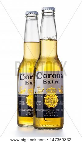 Photo Of A Bottle Of Corona Extra Beer