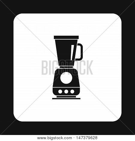 Blender icon in simple style isolated on white background. Home appliances symbol vector illustration