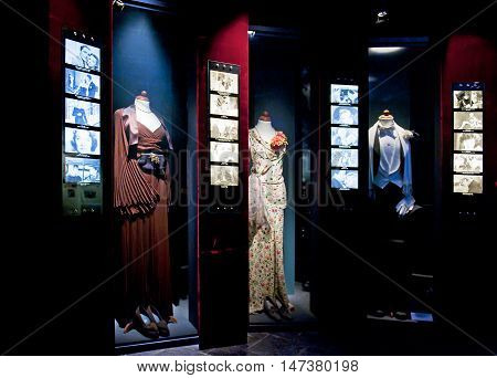 OSLO, NORWAY - AUGUST 25, 2016: The Film Museum in Oslo