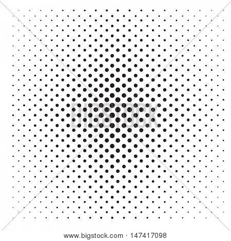 Abstract Grid Dots illustration, Dotted Pop Art Background, Halftone Pattern Retro Style