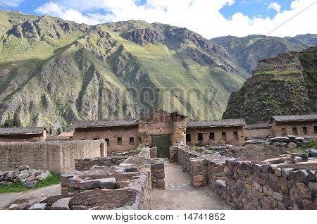 Ollantaytambo Ancient Village