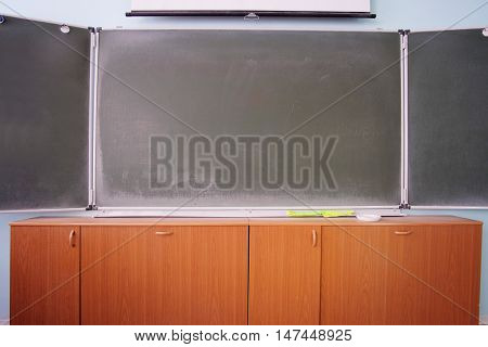 The image of a school board