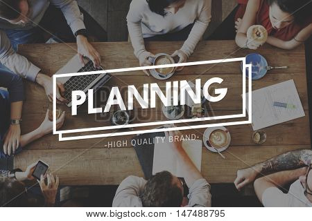 Planning Design Guide Ideas Mission Objective Concept