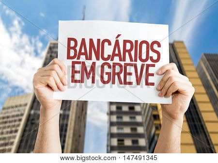 Banking on Strike (in Portuguese)