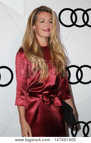 LOS ANGELES - SEP 15:  Cat Deeley at the Audi Celebrates The 68th Emmys at the Catch on September 15, 2016 in West Hollywood, CA