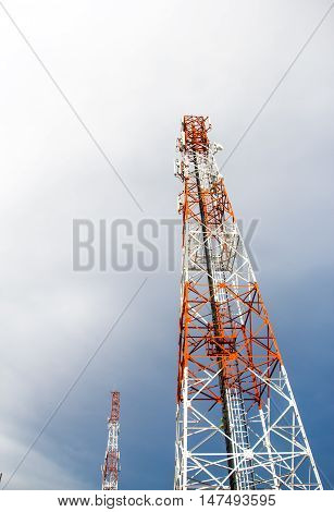 Mobile Phone Communication Antenna Tower