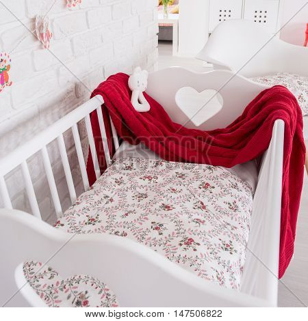 Unique Bed For A Unique Baby