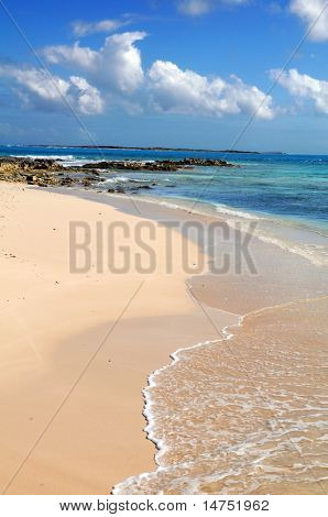 Gibbs Island in Grand Turk and Caicos Island, British West Indies