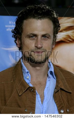 David Moscow at the Los Angeles premiere of 'Just Like Heaven' held at the Grauman's Chinese Theatre Hollywood, USA on September 8, 2005.