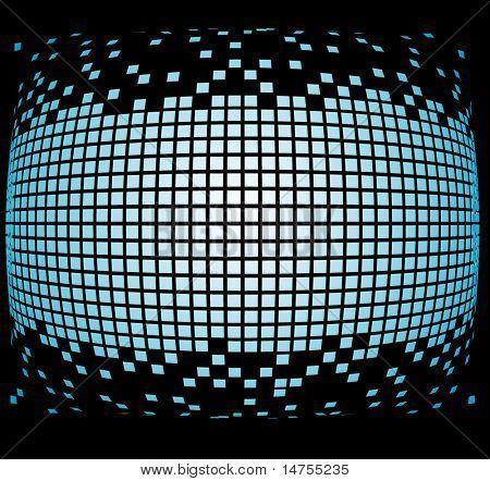 blue pixels orb