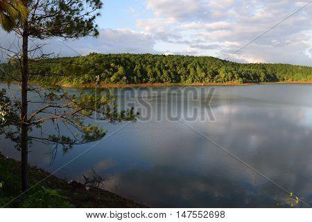 Famous Bien Ho Lake Destination