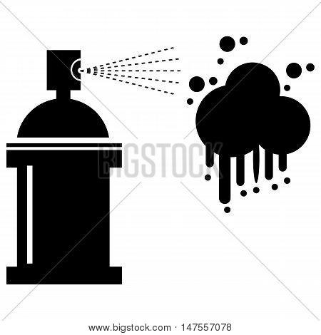 paint splash icon splash splat isolated decoration