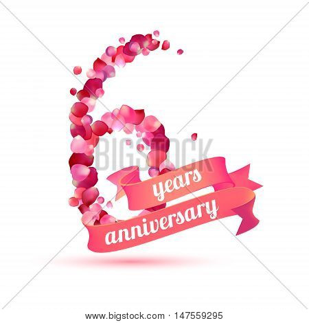 Six (6) Years Anniversary