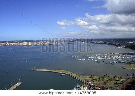 litoral de porto cidade