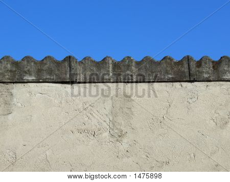 Asbestos Roof Cover