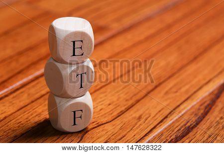 Etf Block Word