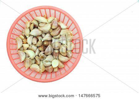 garlic as a food ingredient in asian cuisine