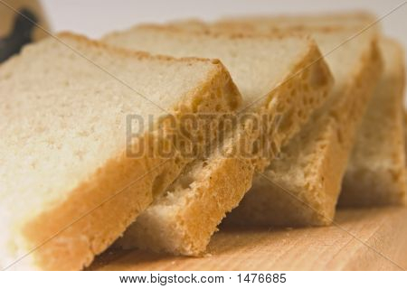 Rebanadas de pan Goldish
