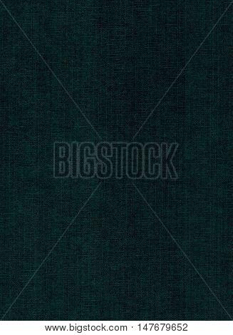 Dark Green Leatherette Background